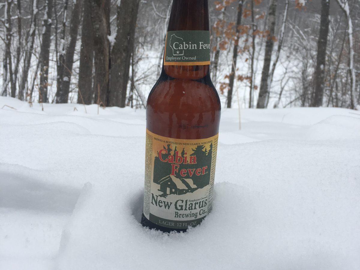 New Glarus Cabin Fever